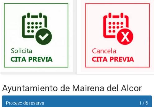 El Ayuntamiento presenta su nuevo sistema de Cita Previa Online