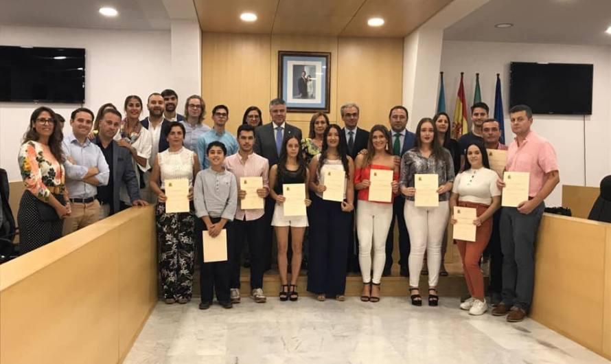Entrega de las Becas de la Fundación José Manuel Lara