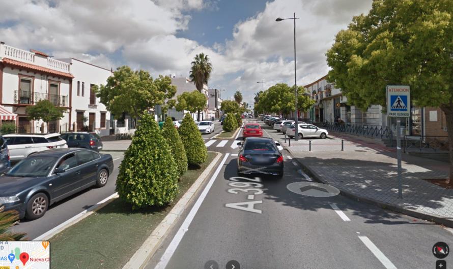 Corte al tráfico en la calle Cervantes los días 29 y 30 Septiembre