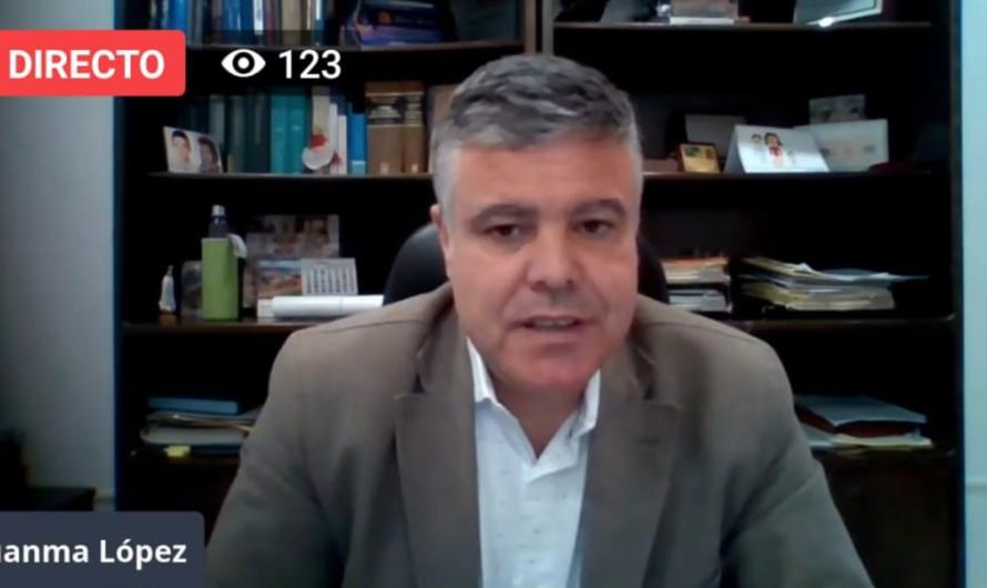El Alcalde de Mairena del Alcor abre las puertas del Ayuntamiento a sus vecinos a través de un programa en directo por Facebook