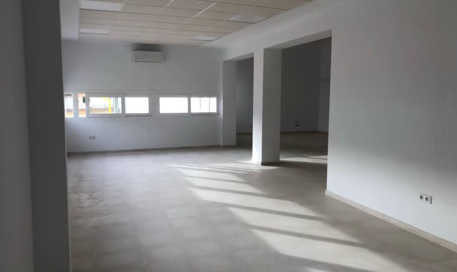Concluyen las obras de construcción del comedor en el Colegio Manuel Romero Arregui