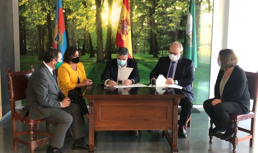 El Ayuntamiento cede oficialmente el CARE a la Junta de Andalucía