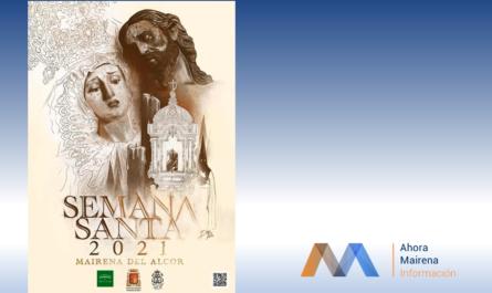 cartel semana santa mairena del alcor