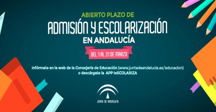 Abierto el plazo de escolarización 2021/2022
