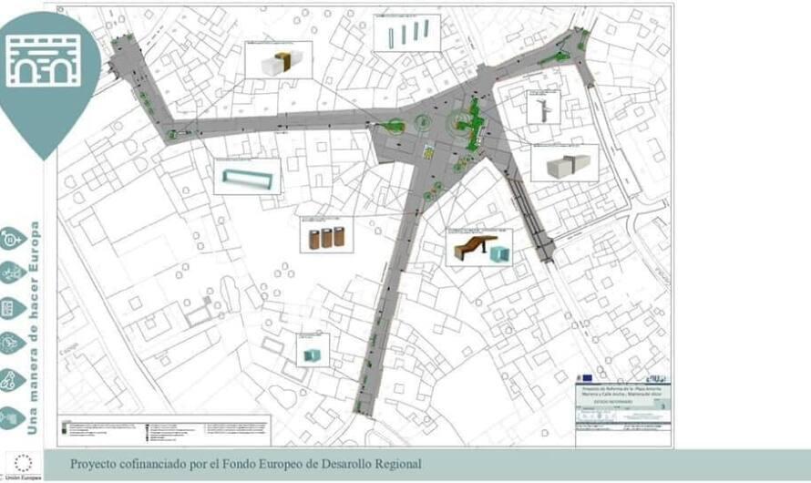 Sale a licitación pública la obra de remodelación de la Plaza Antonio Mairena